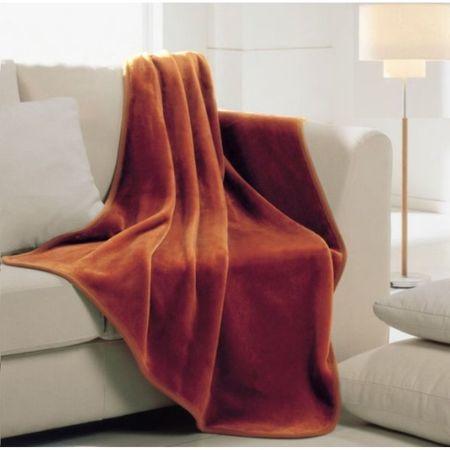 Manterol Одеяло Polo Color C37 кафяв