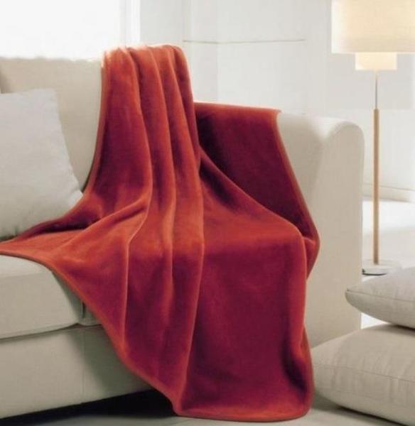 Manterol Одеяло Polo Color C09 кафяв