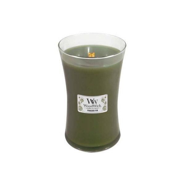WoodWick ароматна свещ Frasier Fir