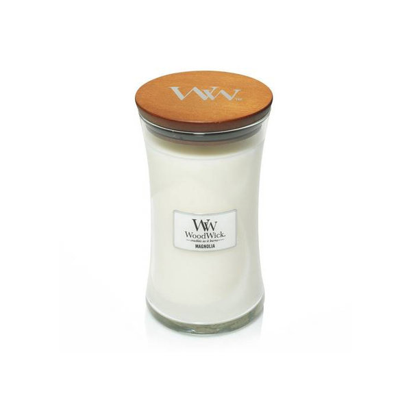 WoodWick ароматна свещ Magnolia