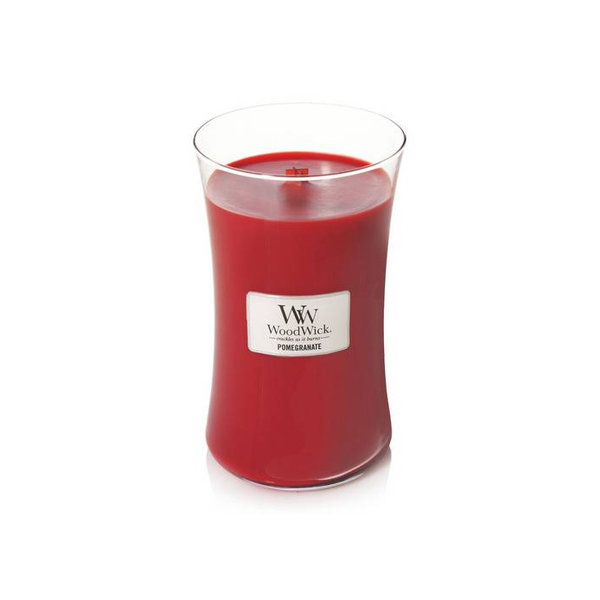 WoodWick ароматна свещ Pomegranate