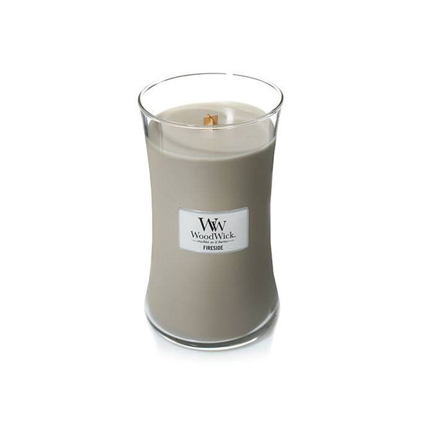 WoodWick ароматна свещ Fireside