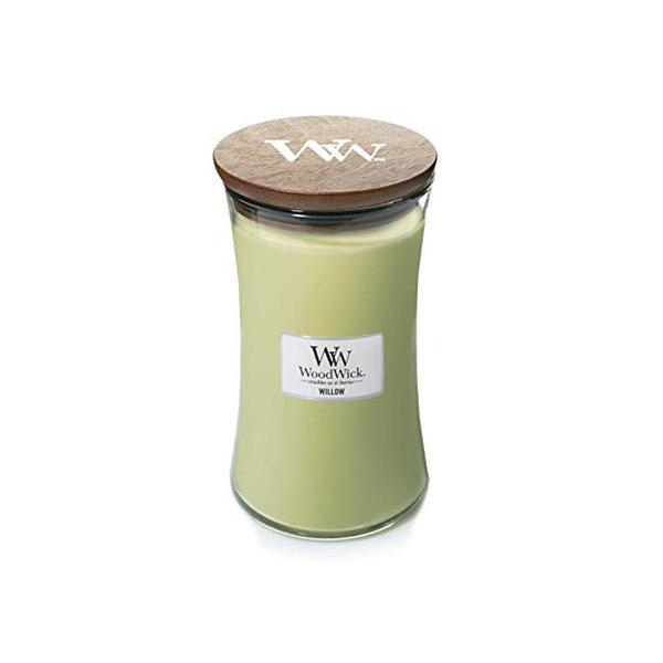 WoodWick ароматна свещ Willow