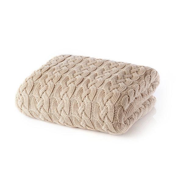 одеяло White Boutique Tirol Cotton (Beige)