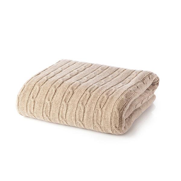 одеяло White Boutique Tirol Wool (Beige)