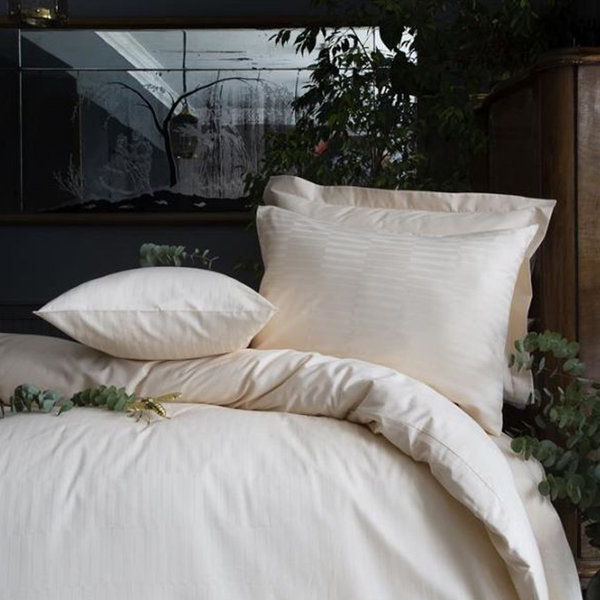 спален комплект Issimo Home Rhytym ecru