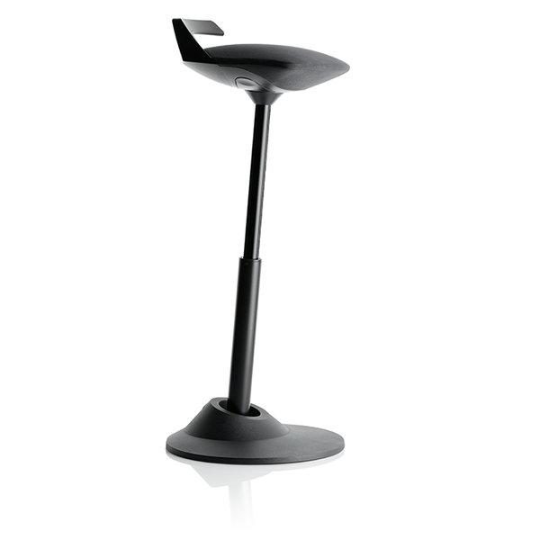 Ергономичен стол Muvman Black Black Base