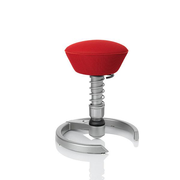 Ергономичен стол Swopper AIR ruby red