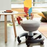 Ергономичен стол Swoppster Harlequin Green