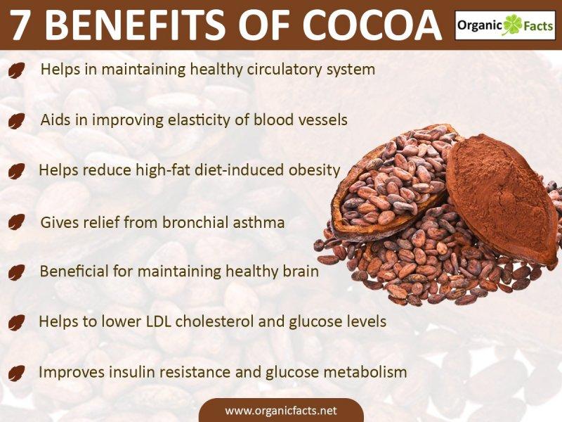 Какаото е невероятно полезно за здравето (3)