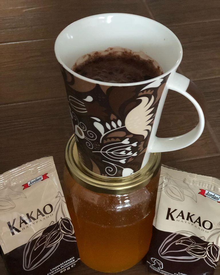 Какао - за здраве и буден ум