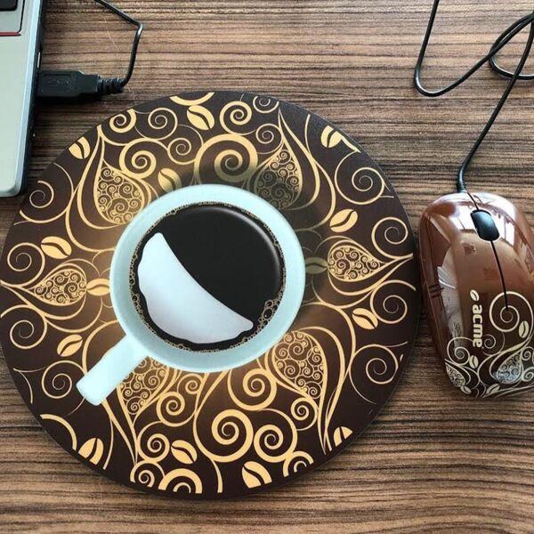 Кафето е навсякъде около нас :)