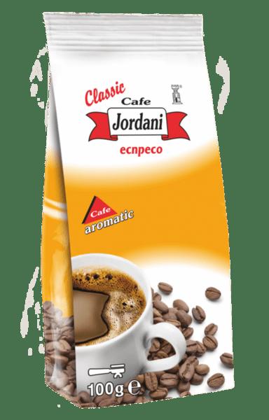 Jordani Classic еспресо класическо (за кафе машина) 100g