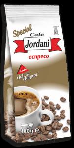 Jordani Special еспресо (за кафе машина) 100g