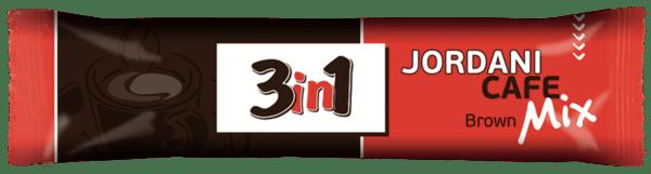 Jordani 3 в1 Brown Sugar (кафе, сметана, кафява захар) 20 бр. в кутия