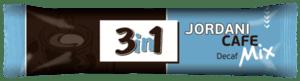 Jordani 3 в1 Light (безкофеиново кафе, сметана, захар) 20 бр. в кутия