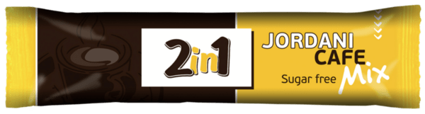 Jordani 2 в 1 без захар 20 бр. в кутия