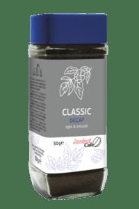 Кафе JORDANI Classic Decaf  гранула без кофеин 50 гр
