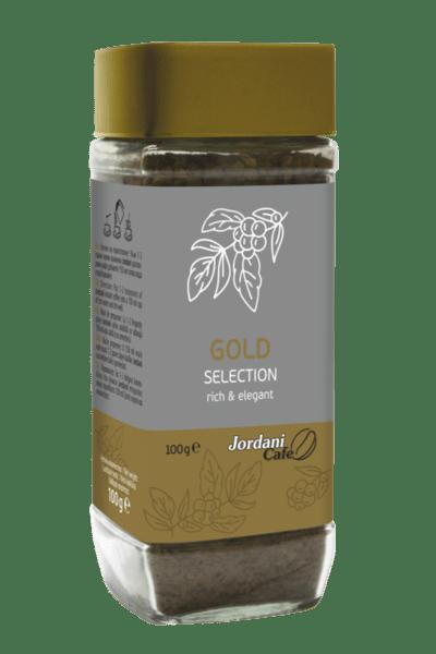 Jordani Разтворимо кафе Gold 100g