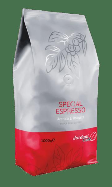 Jordani Special Espresso 1kg кафе на зърна