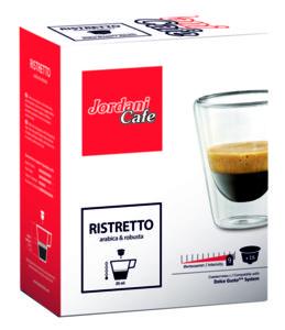 Кафе капсули JORDANI Ristertto