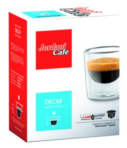 Кафе капсули JORDANI Decaf