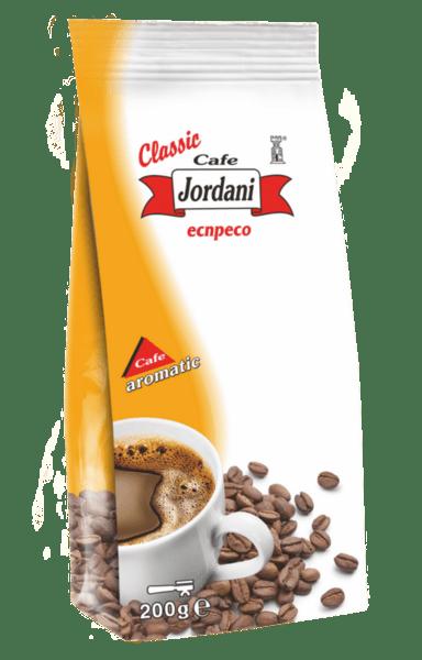 Кафе еспресо класик 200гр. Jordani Classic