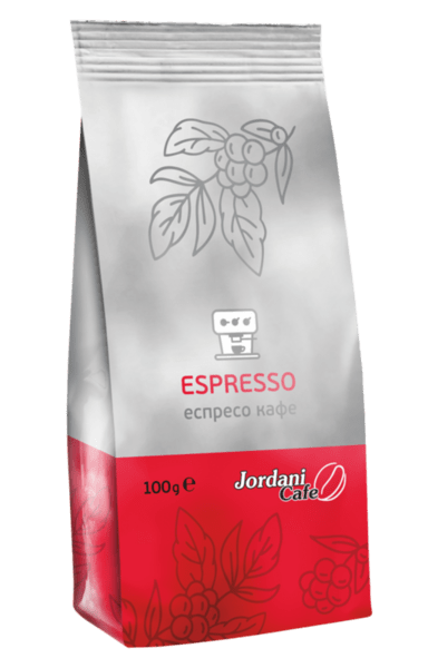 Кафе еспресо Jordani Premium