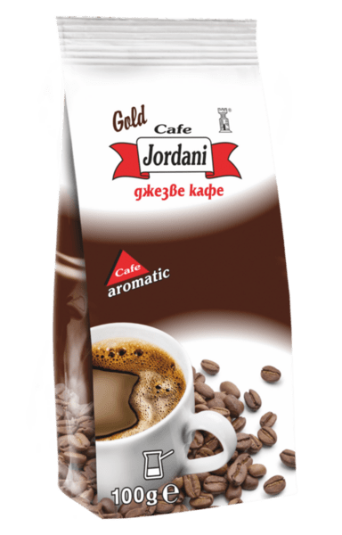 Jordani Gold фино мляно кафе за джезве 100g