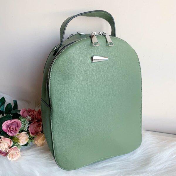 Раница Зелен Цвят  - Модел 9020