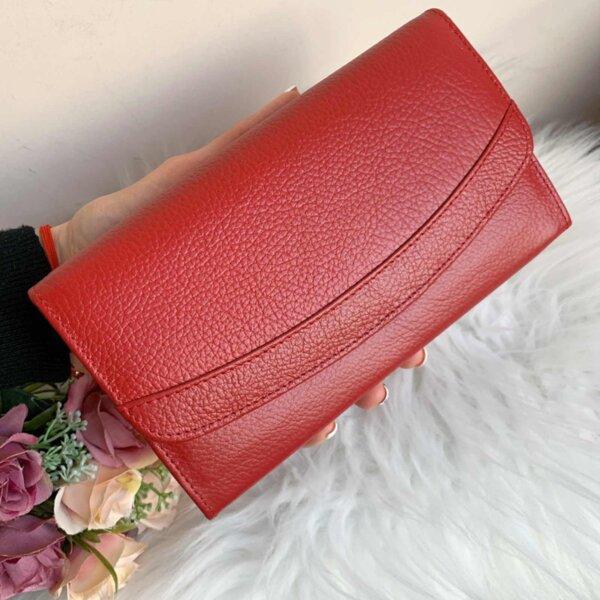Червено Портмоне - Модел 1039-1450
