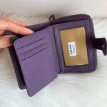 Естествена кожа портмоне Цвят Капучино Модел Е999-Copy