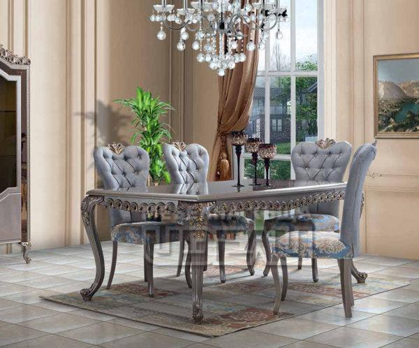 Валентин - маса + 6 стола