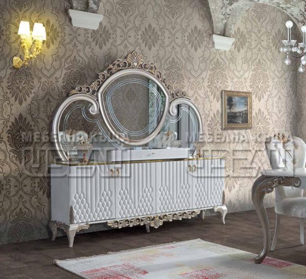 Флория - шкаф с огледало