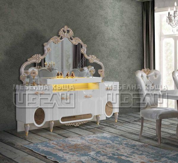 Нирвана - шкаф с огледало