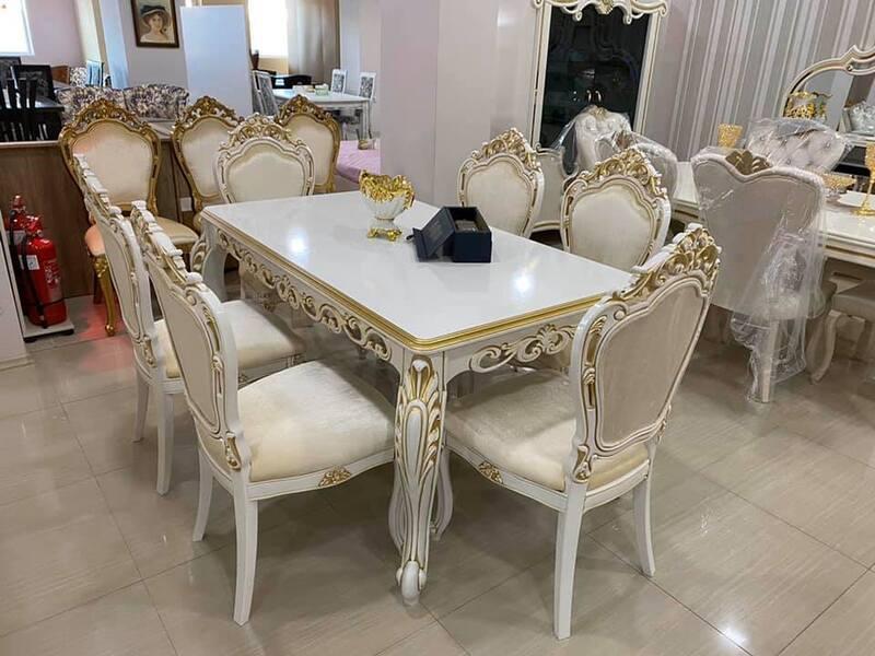 Йонджа-маса + 6 стола