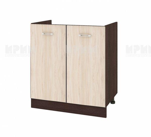 Шкаф за бордова мивка 80 см - ВА-30
