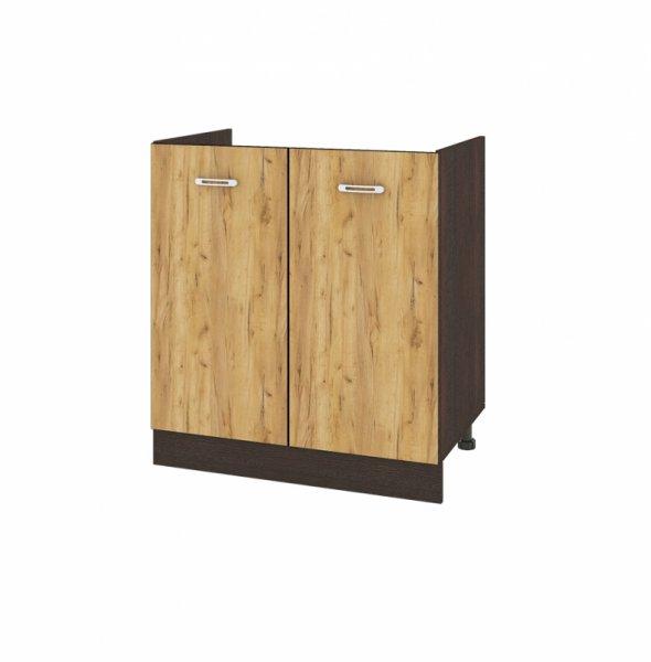 Шкаф за бордова мивка 80 см - БДД-130