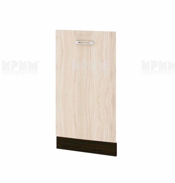 Врата за вградена съдомиялна 45 см - А-38