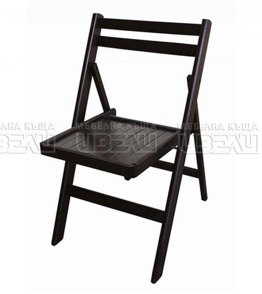Сгъваем стол Ангел без тапицерия