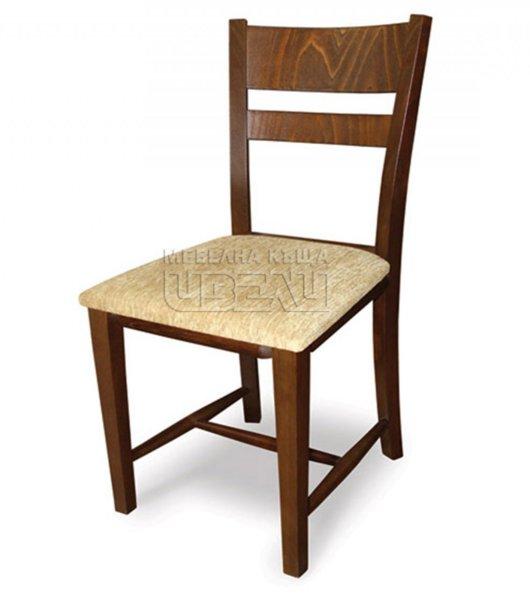 Стол Томи с тапицерия