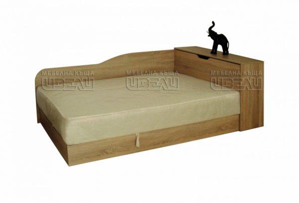 Легло с ракла за матрак 120/190 - Лилия лукс