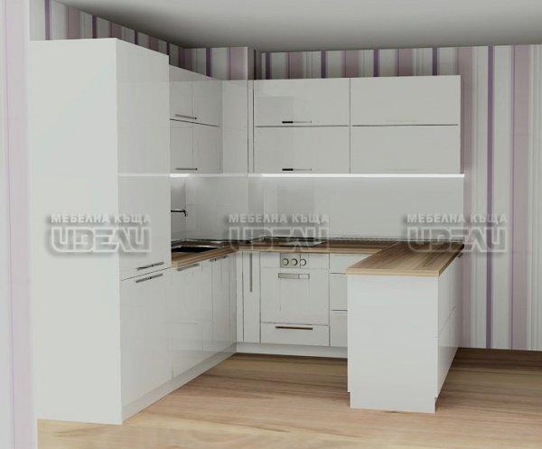 Кухня по проект 602