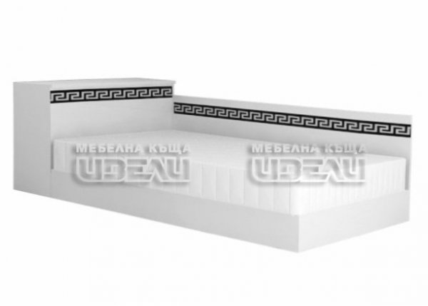 Легло с ракла за матрак 120/190 - Ваня