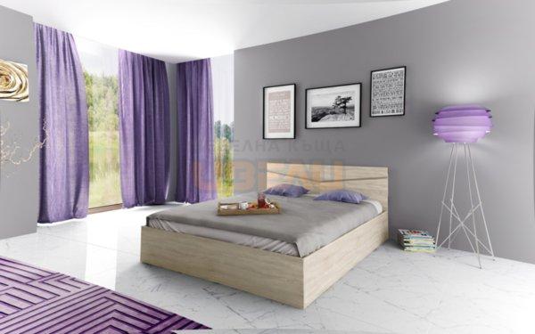 Легло за матрак 140/200 - Сити 2010