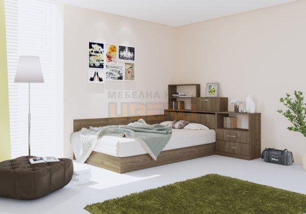 Легло за матрак 120/190 - Сити 7032