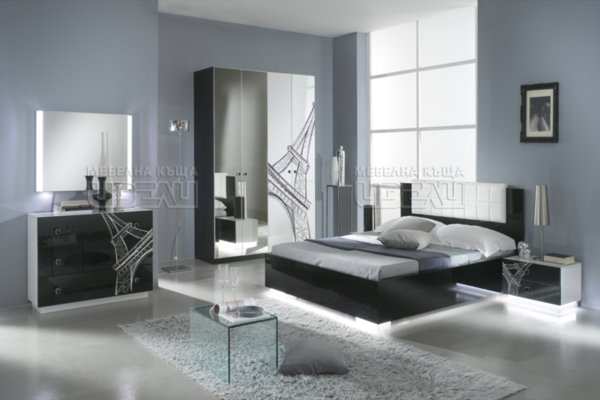 Спален комплект Вивиен Париж