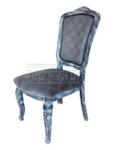 Стол Венеция сив с патина
