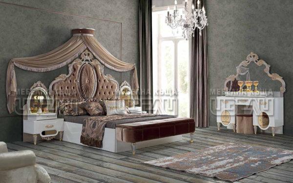 Спален комплект Нирвана