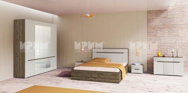 Спален комплект СИТИ 7035